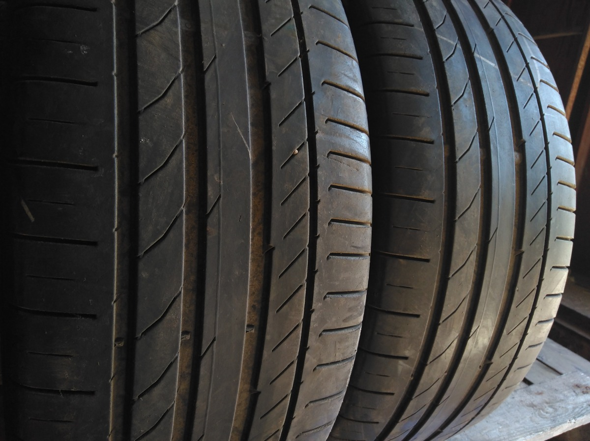 Continental Conti Sport Contact 5 245/45R 19
