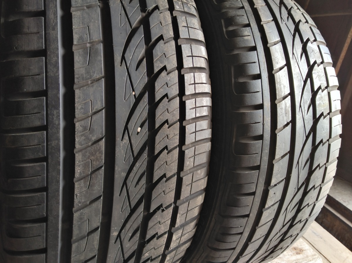 Continental CrossContact UHP E 245/45R 20