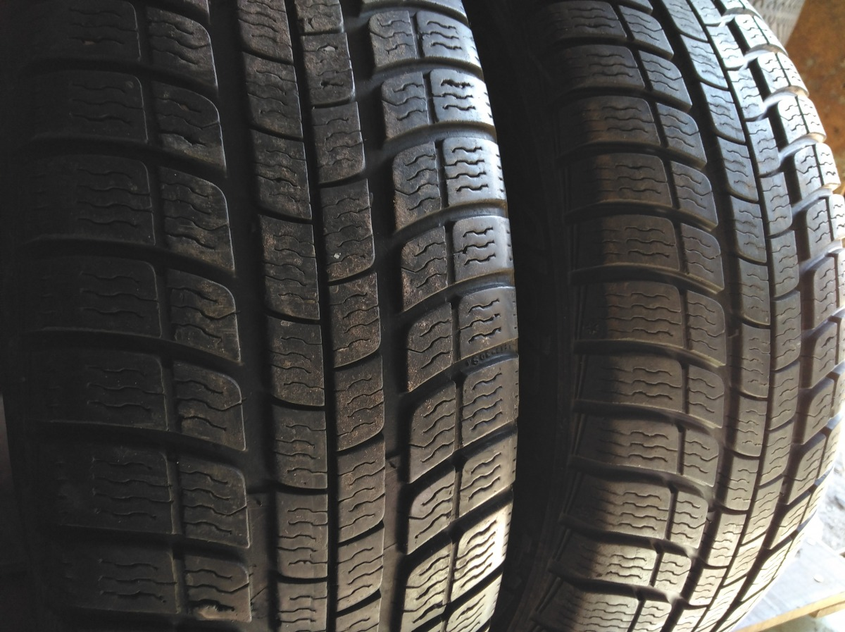 Michelin Pilot Alpin PA 2 205/60R 16