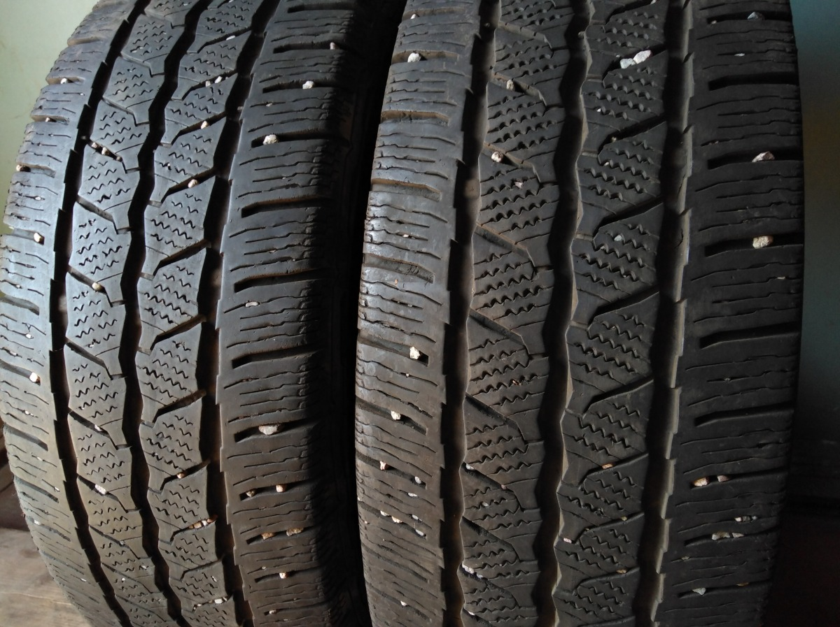 Continental VanContactWinter 225/65R 16C