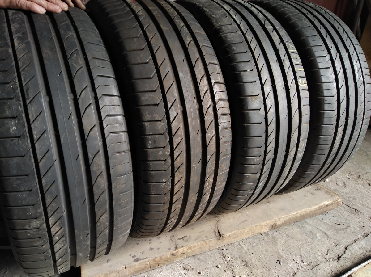 Continental ContiSportContact 5/ 235/50R 18