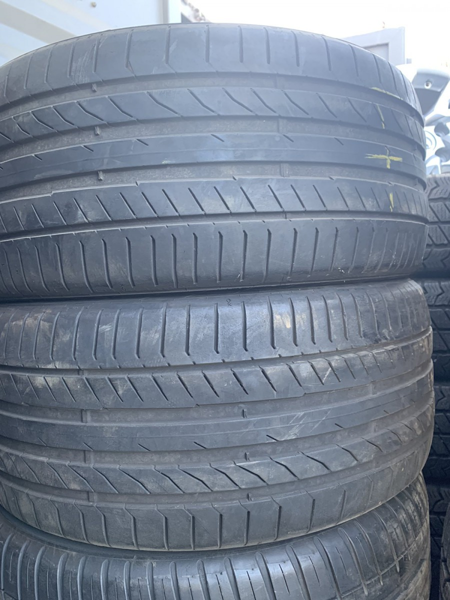 Continental ContiSportContact 5P 255/40R 19