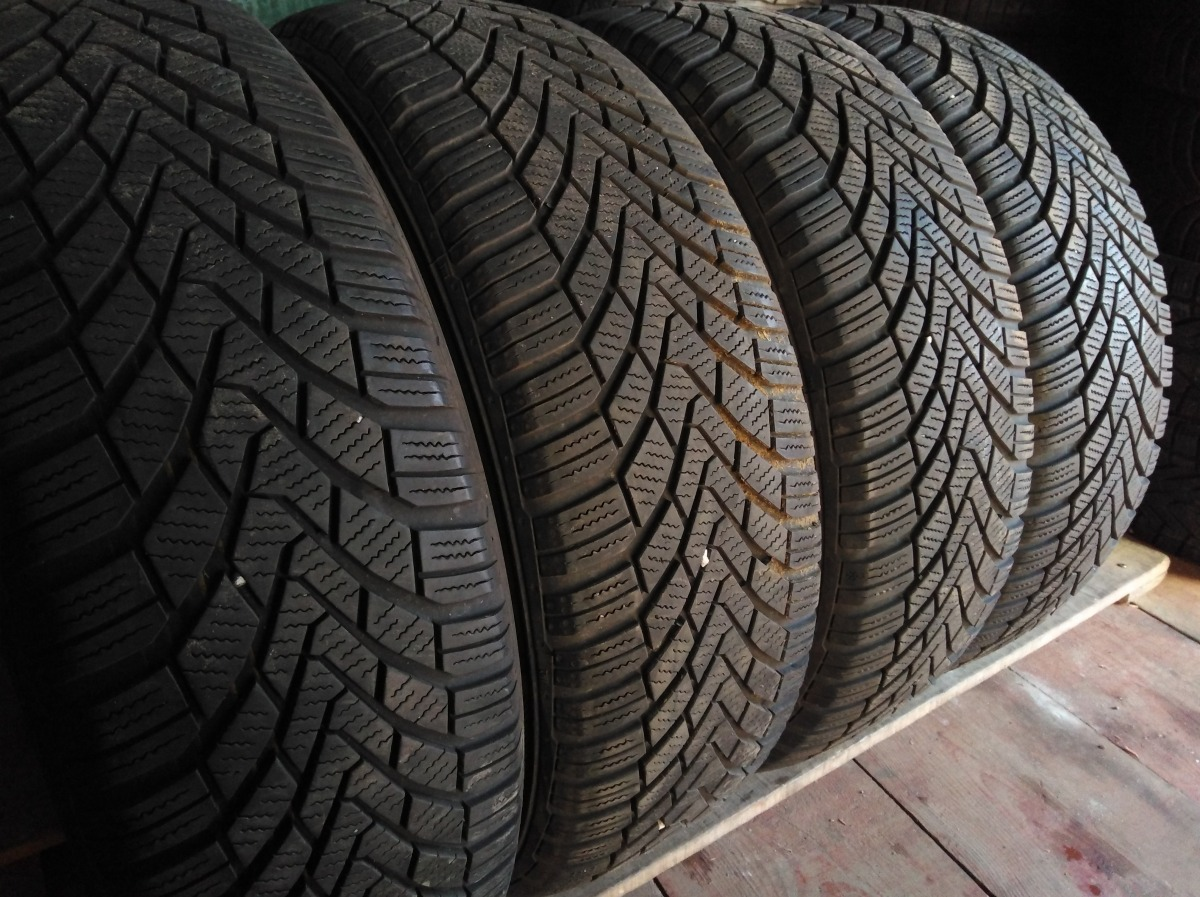 Continental ContiWinterContact TS 850 195/65R 15
