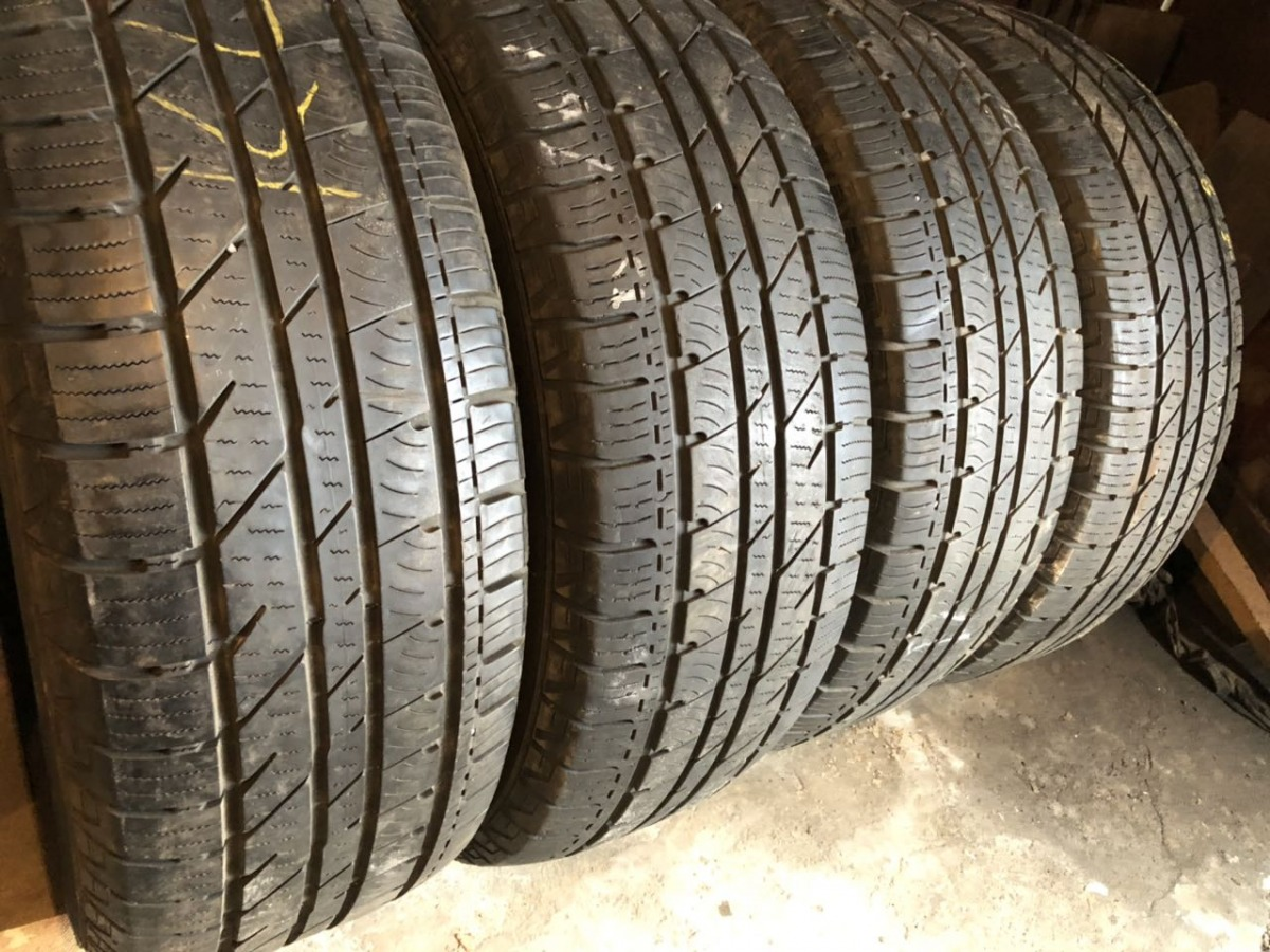 Continental CrossContact LX 225/65R 17