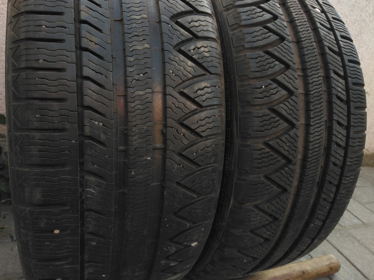 Michelin Alpin PA 3 225/45R 17