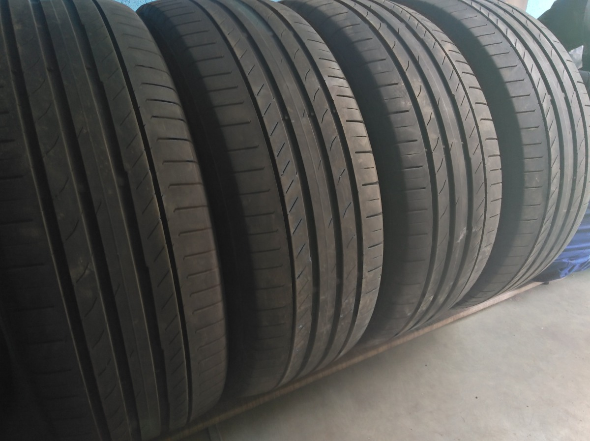 Continental ContiSportContact 5 235/55R 19