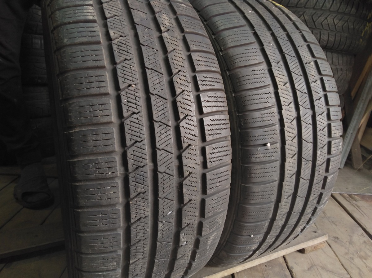 Continental ContiWinterContact TS 810S 255/45R 18