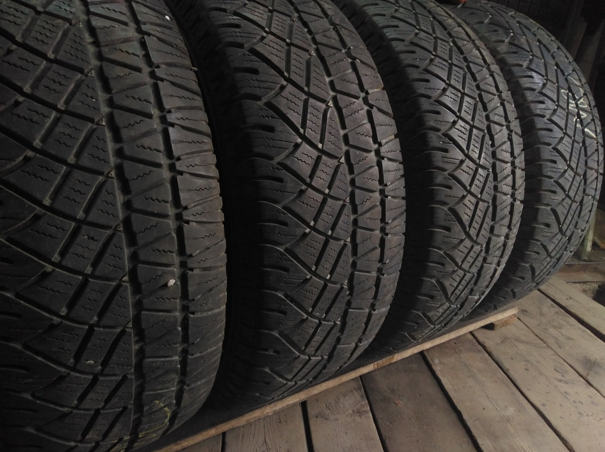 Michelin Latitude Cross 265/60R 18