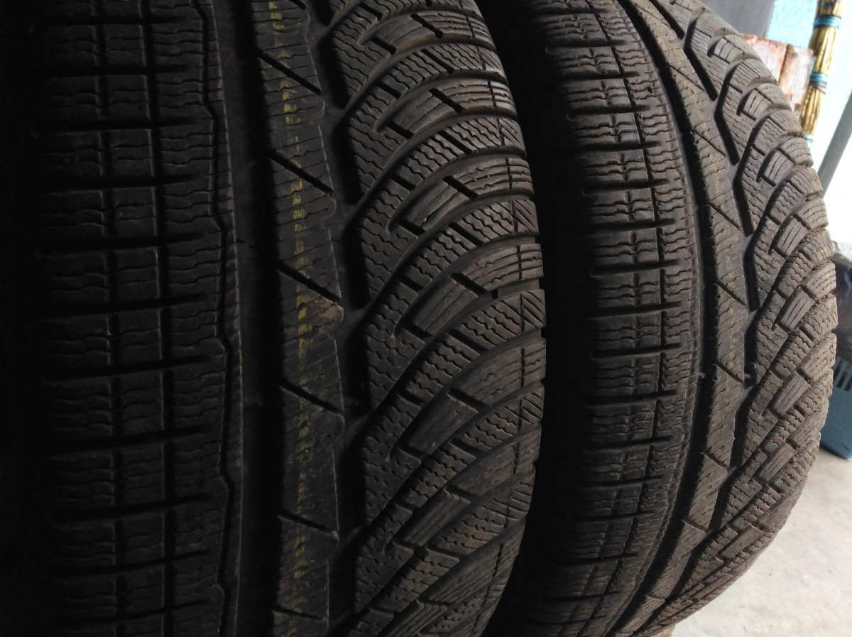 Michelin Pilot  Alpin PA 4 235/40R 18