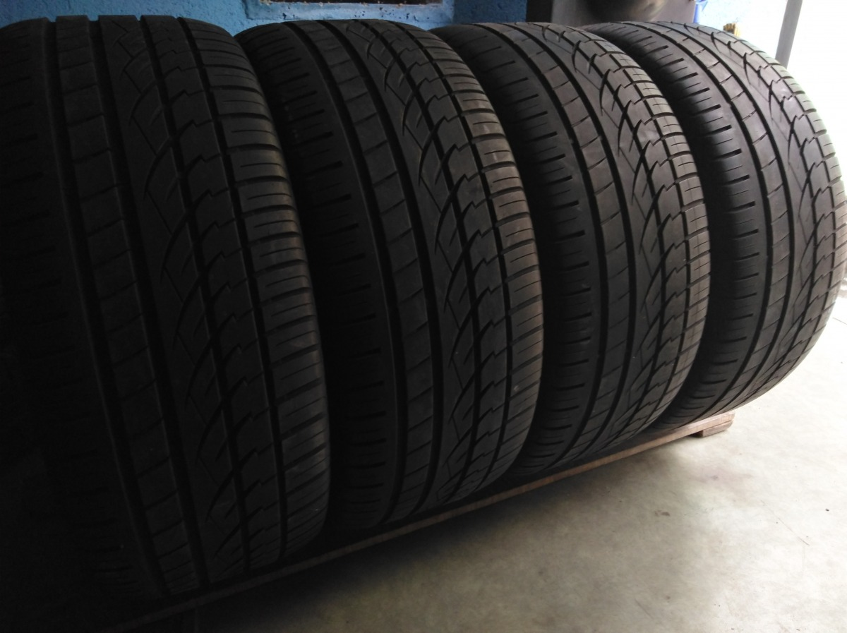 Continental Cross Contact UHP 275/45R 20