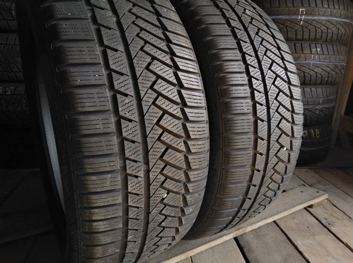Сontinental ContiWinterContact 245/50R 18