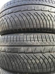 Michelin Pilot Alpin PA 4 245/50R 18