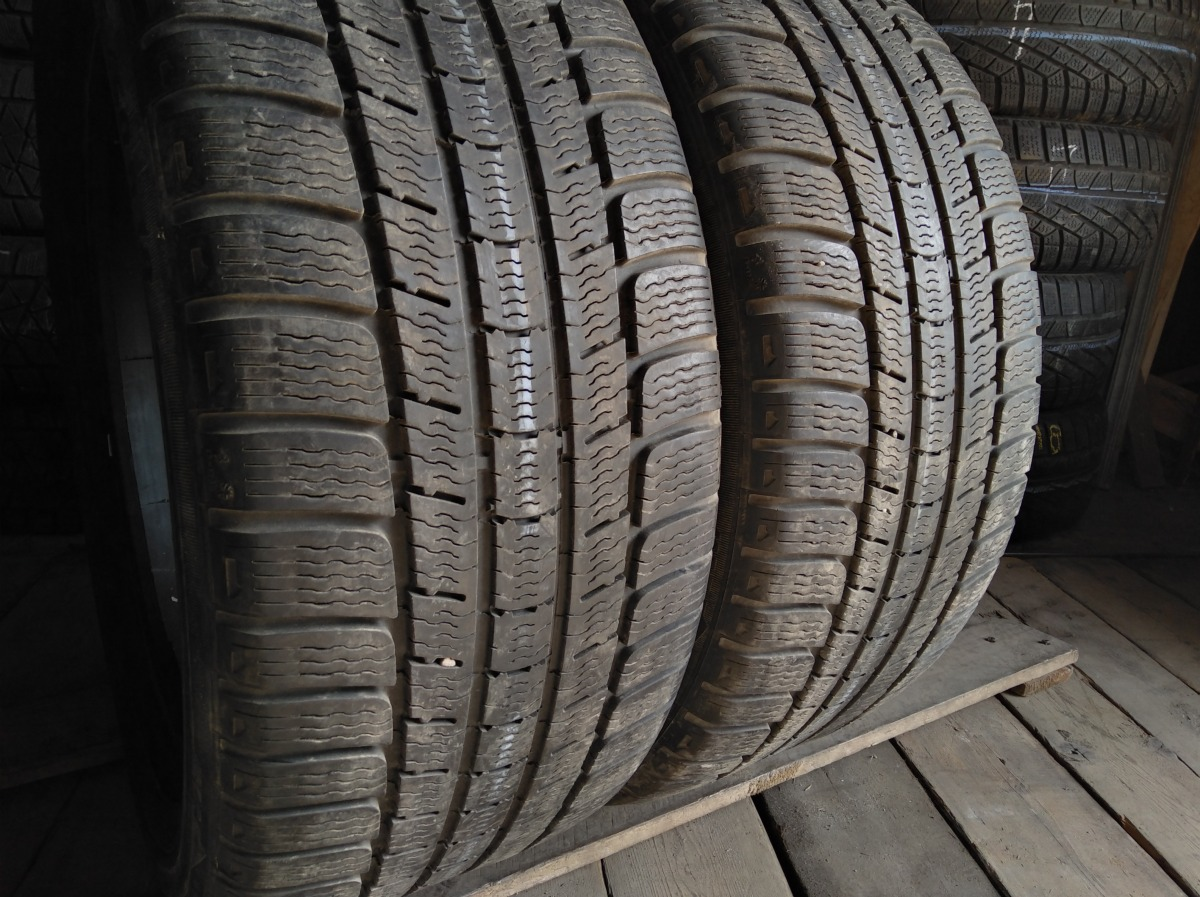 Michelin Pilot Alpin PA 2 245/50R 18