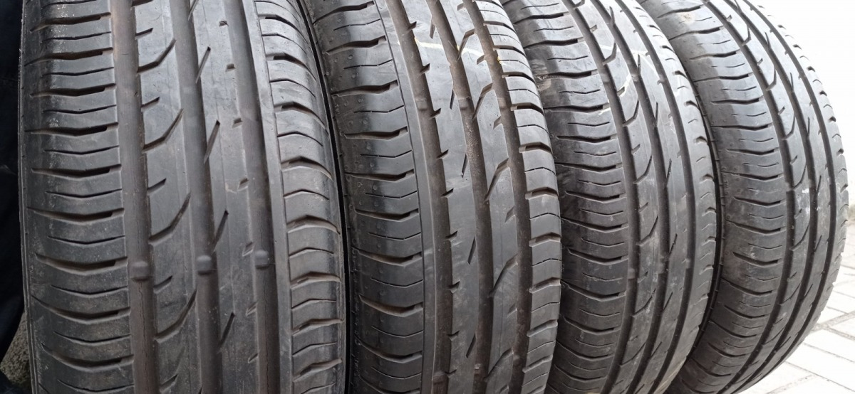 Continental ContiPremiumContact 2. 195/65R 15