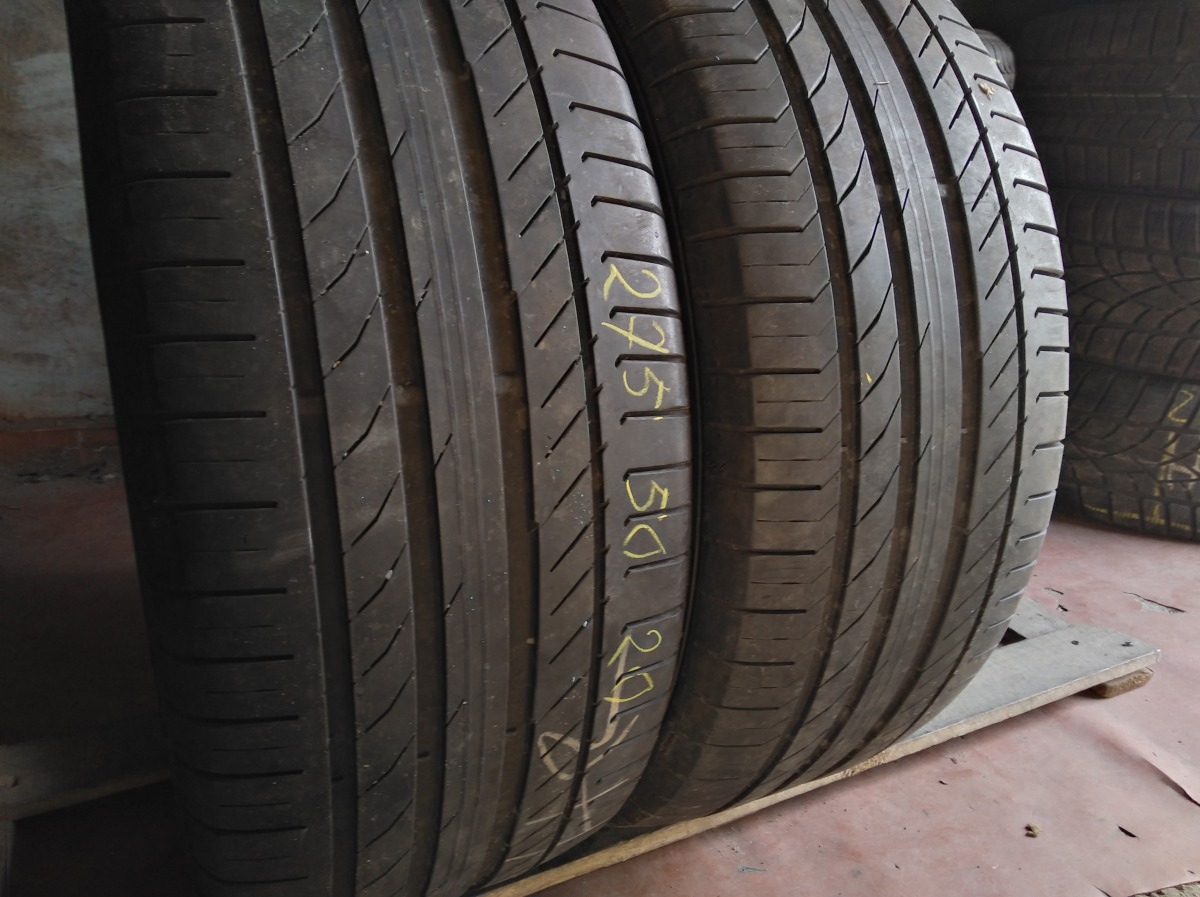 Continental ContiSportContact 5 275/50R 20