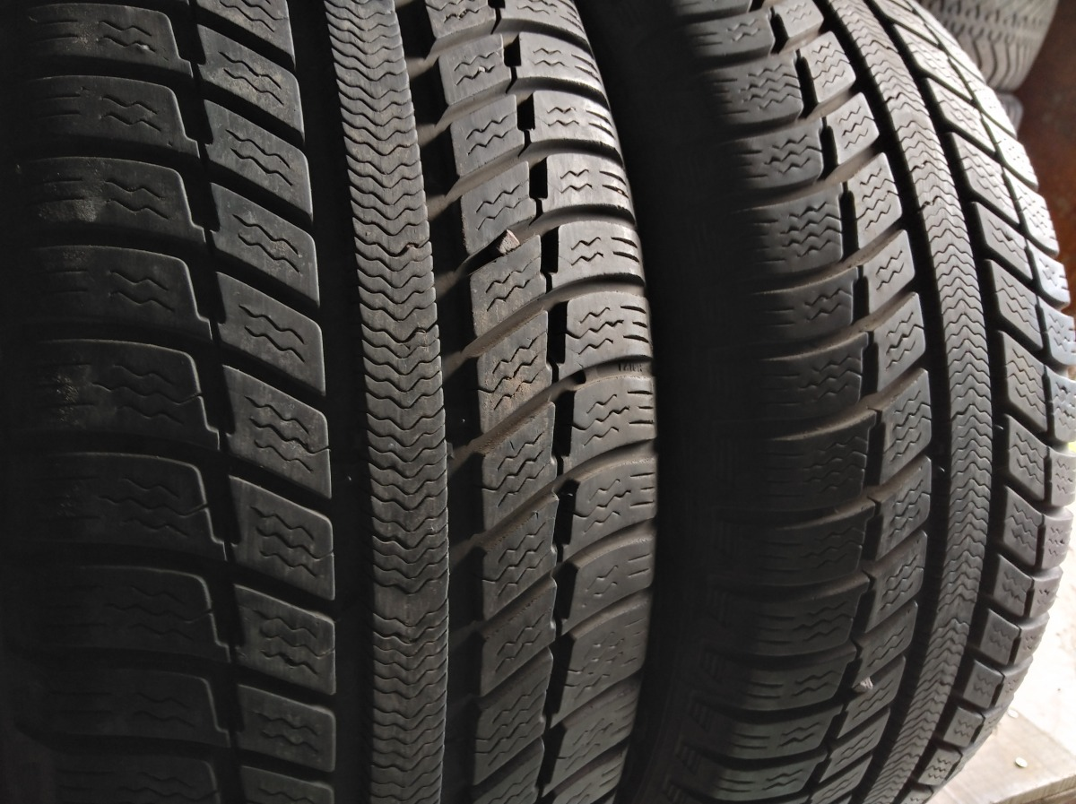 Michelin Primacy Alpin 205/55R 16