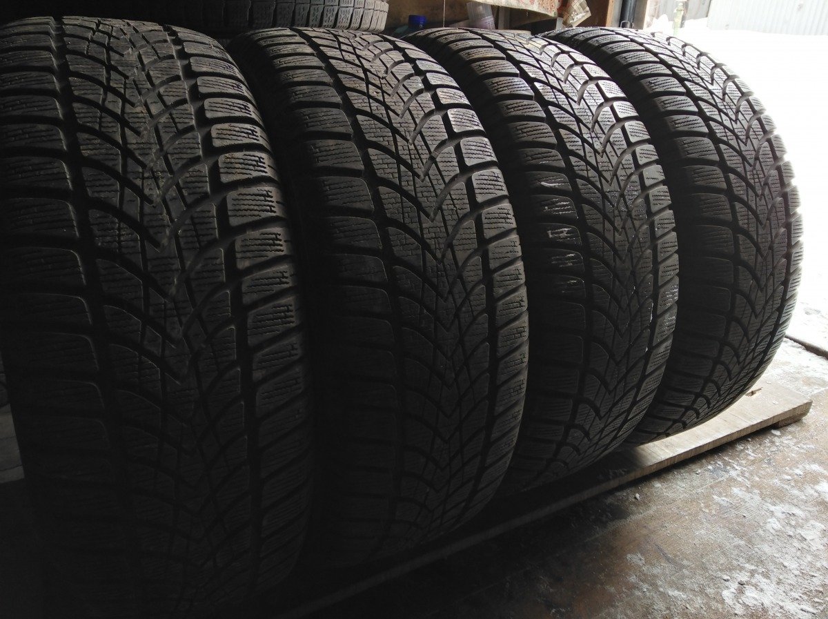 Dunlop Sp Winter Sport 4D 205/55R 16