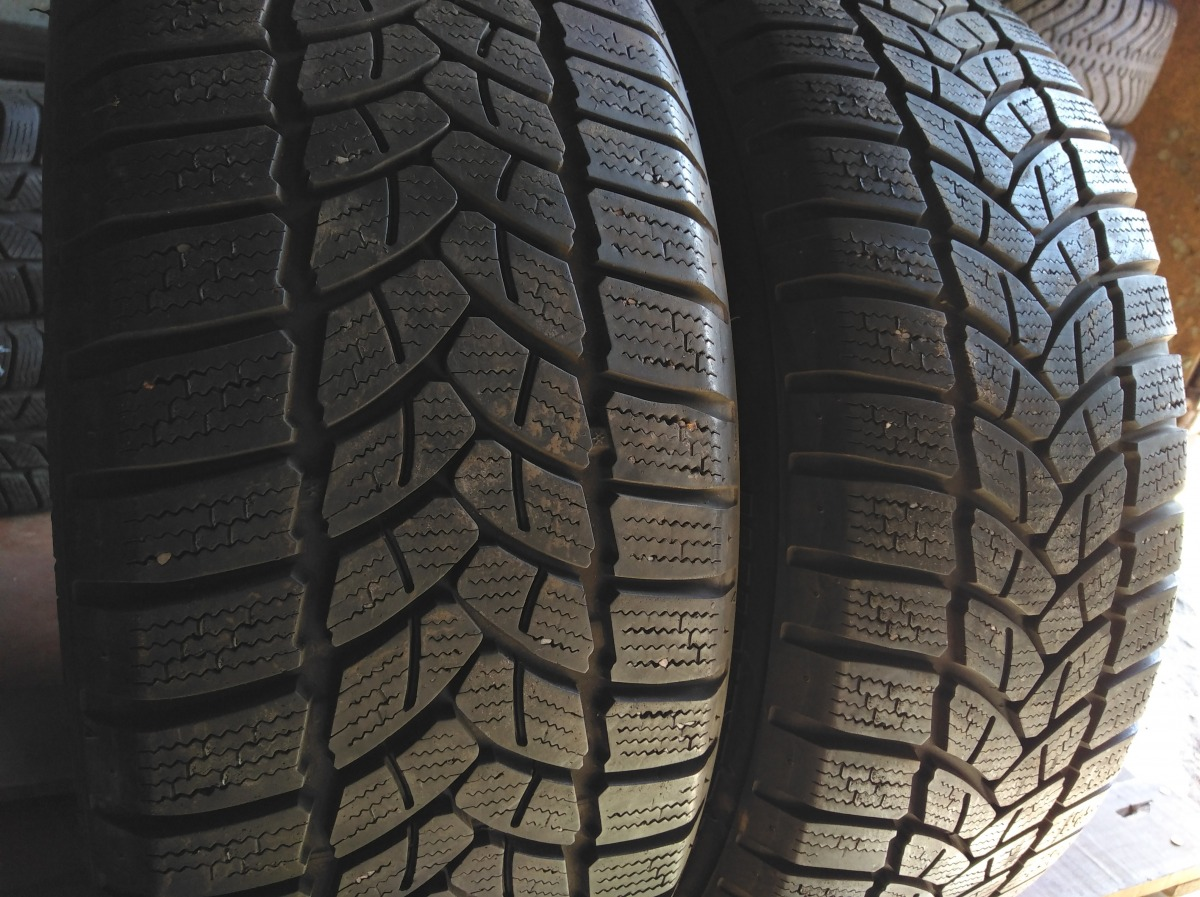 Firestone Winterhawk 3 205/55R 16
