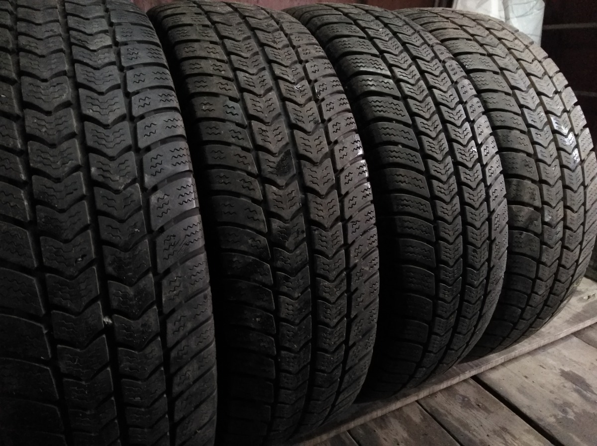 Semperit Van-Grip 2 205/75R 16C