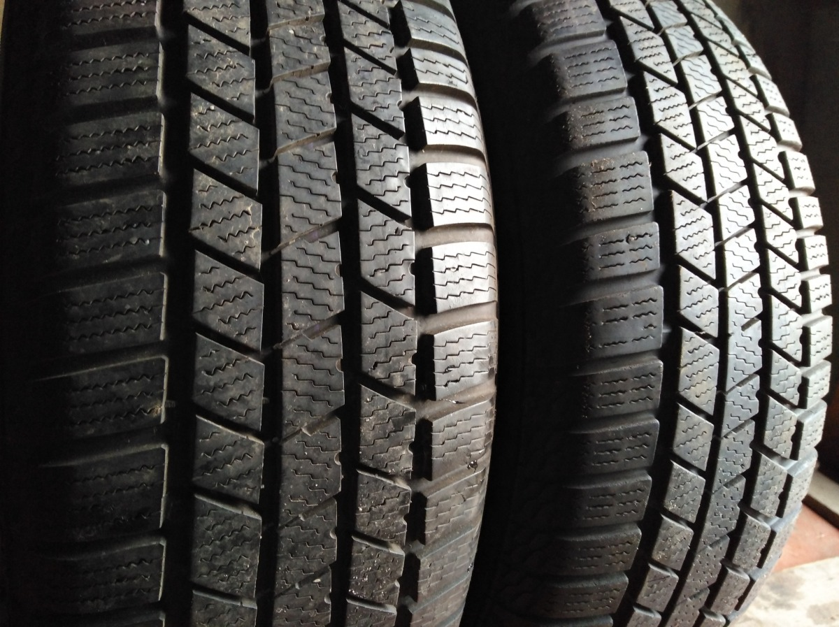 Continental CrossContactWinter. 215/65R 16