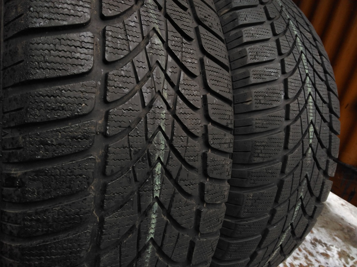 Dunlop Sp Winter Sport 4D 225/55R 18