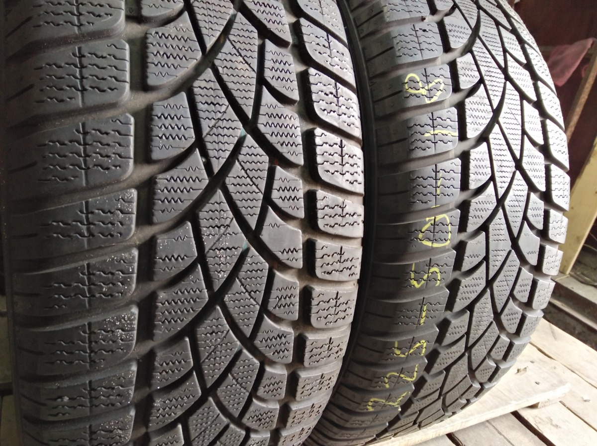 Dunlop Sp Winter Sport 3D 225/50R 18