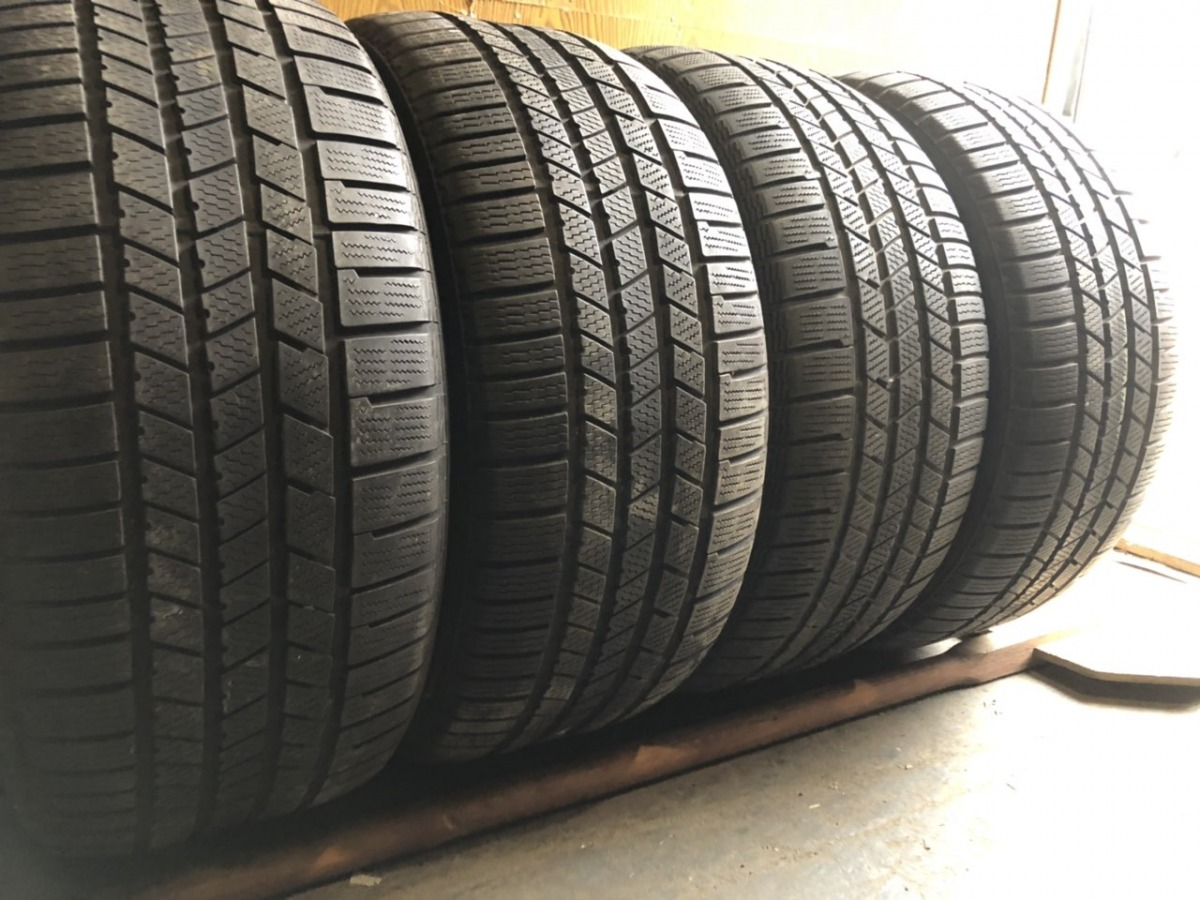 Continental Cross Contact Winter 275/40R 20