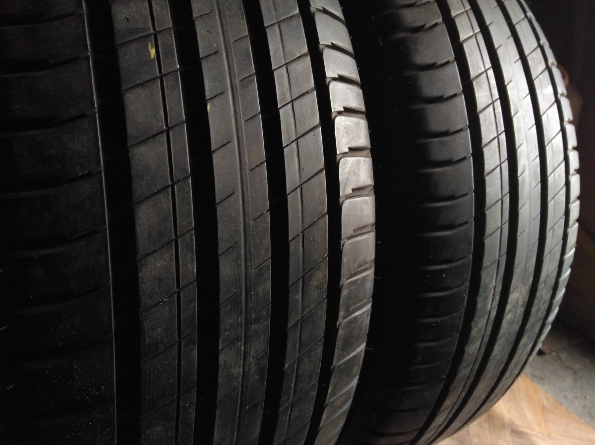 Michelin Latitude Sport 3 235/55R 18