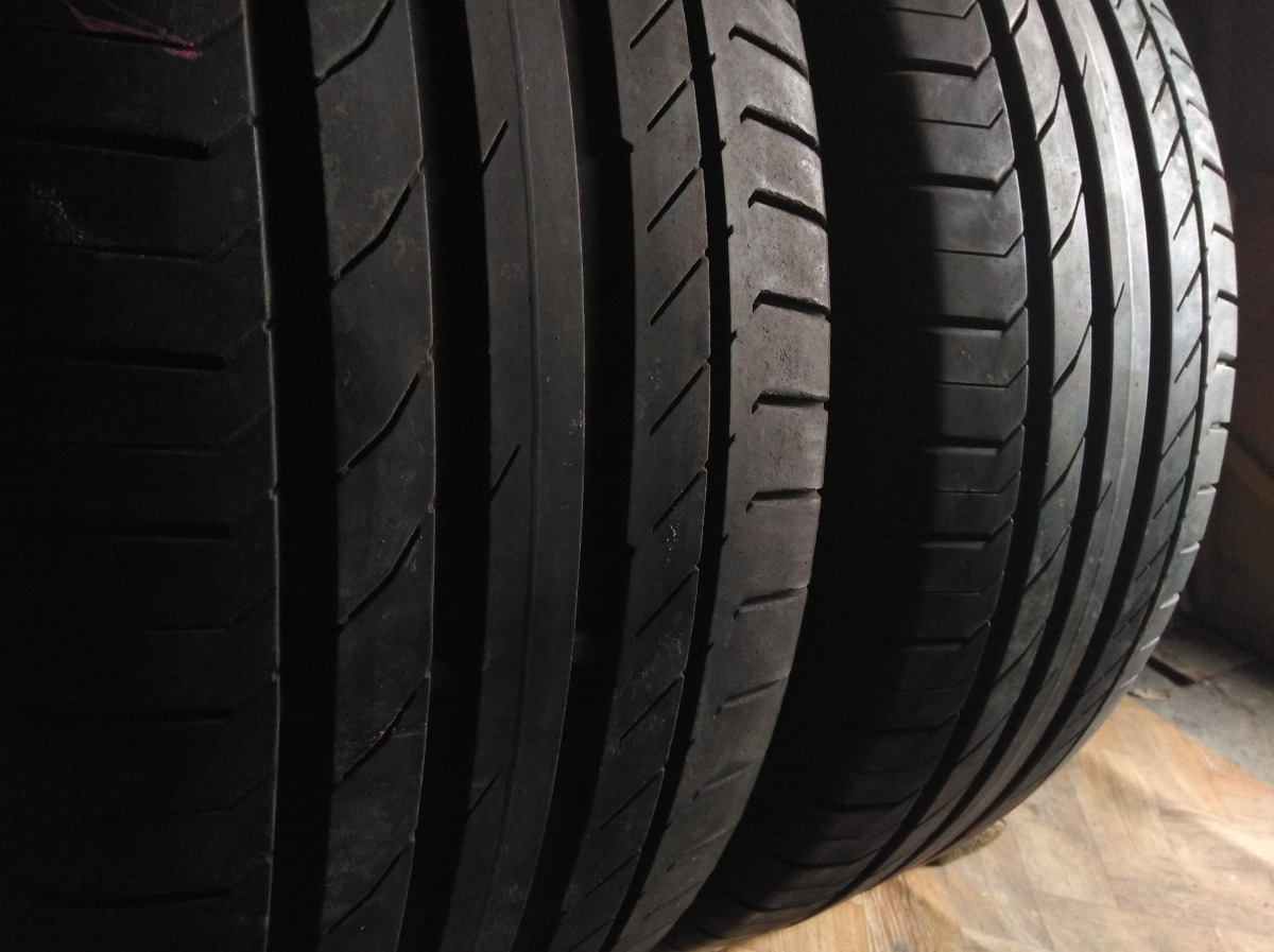 Continental ContiSportContact 5 235/60R 18