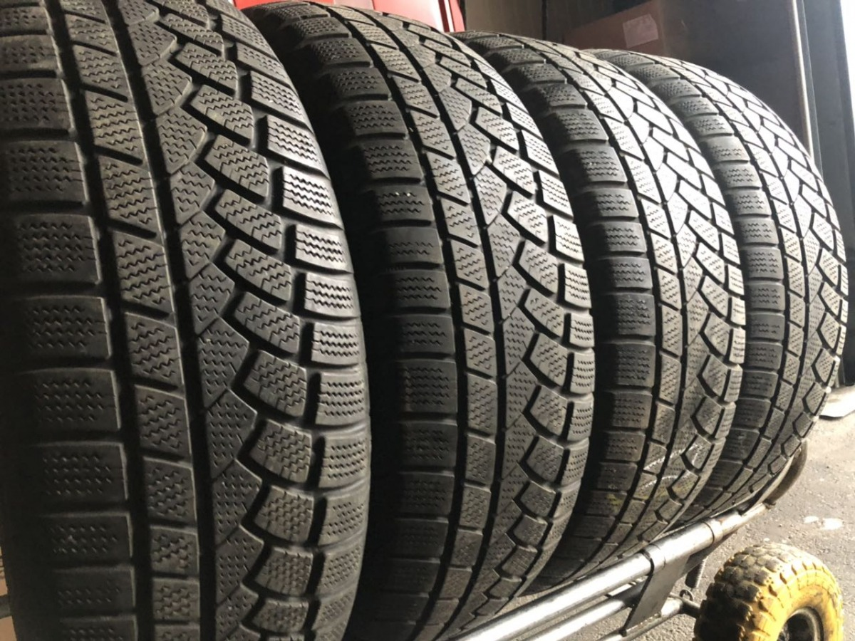 Continental 4x4 Winter Contact 235/65R 17