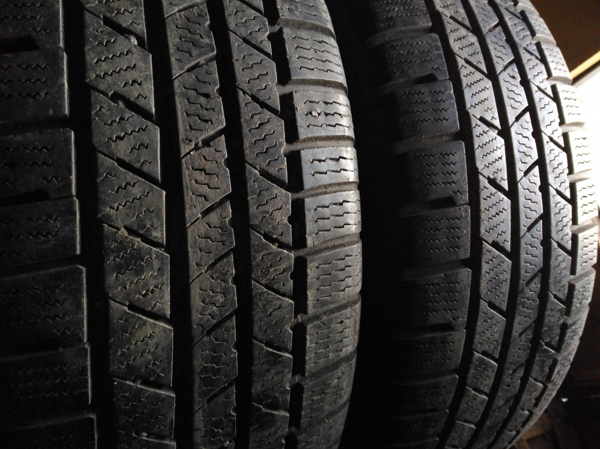 Continental Cross Contact Winter. 245/65R 17