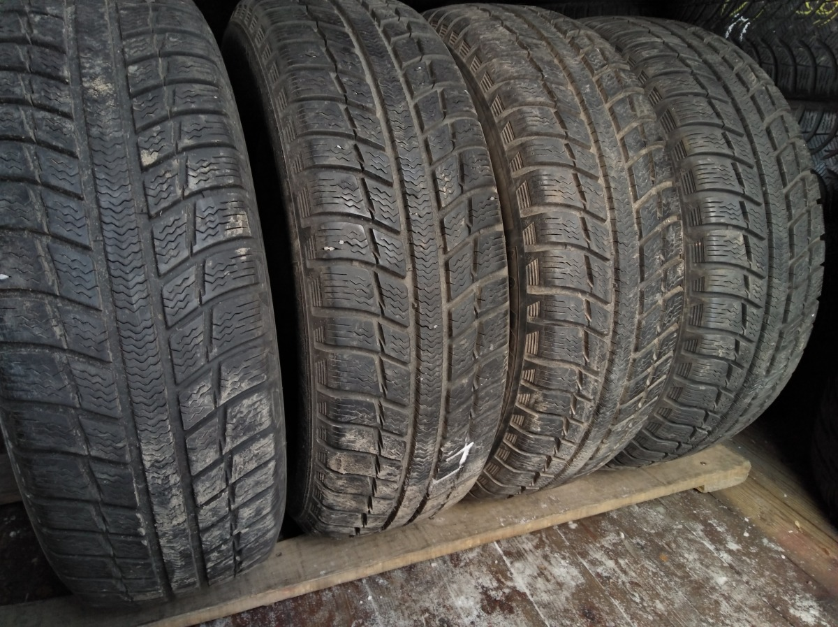 Michelin Alpin A 3 195/65R 15