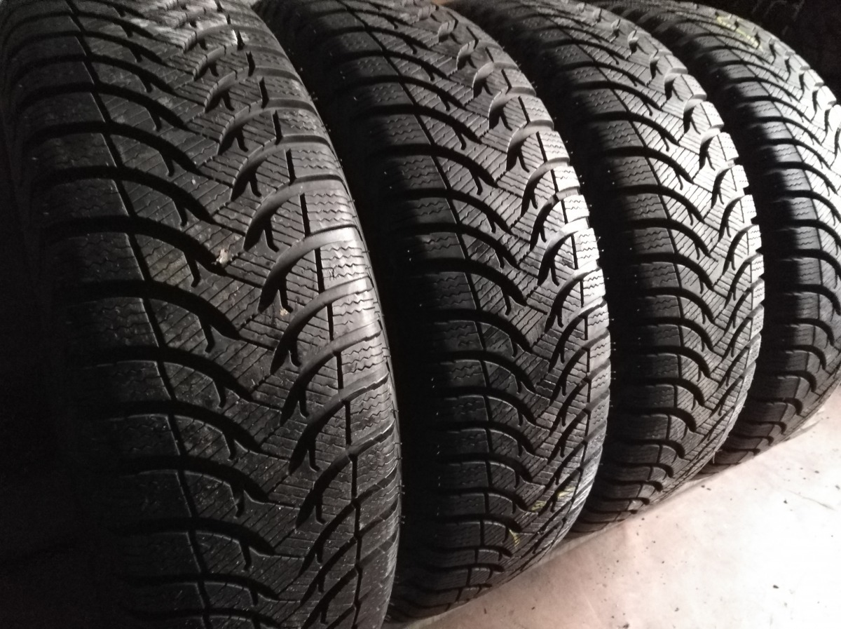 Michelin Alpin A 4 185/60R 15