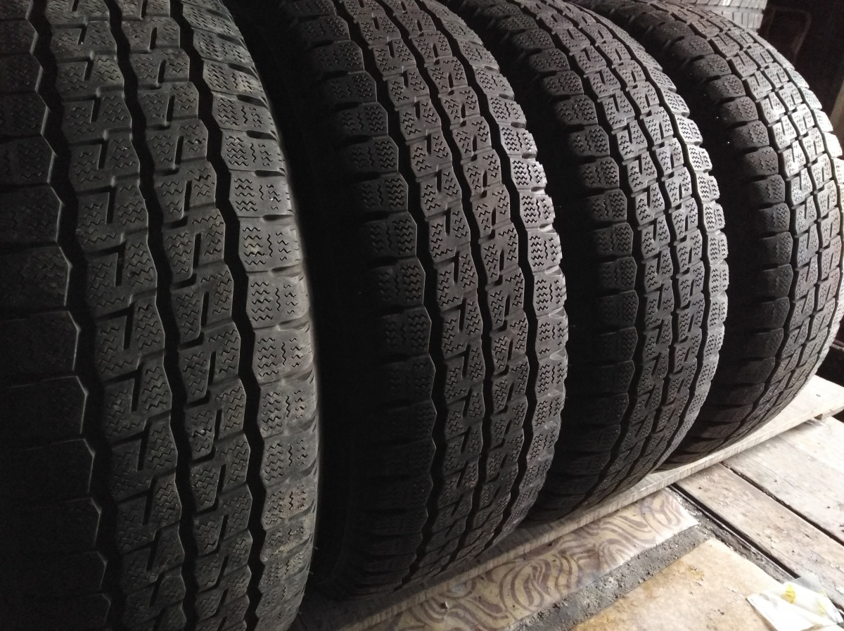 Firestone Van Hawk Winter 205/65R 16C