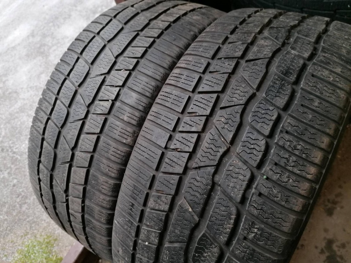 Continental ContiWinterContact TS 830p 245/40R 19