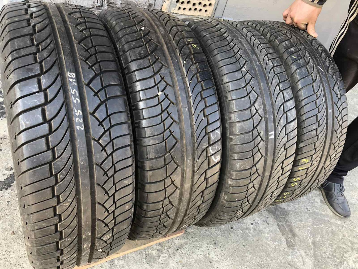 Michelin Latitude Diamaris 225/55R 18