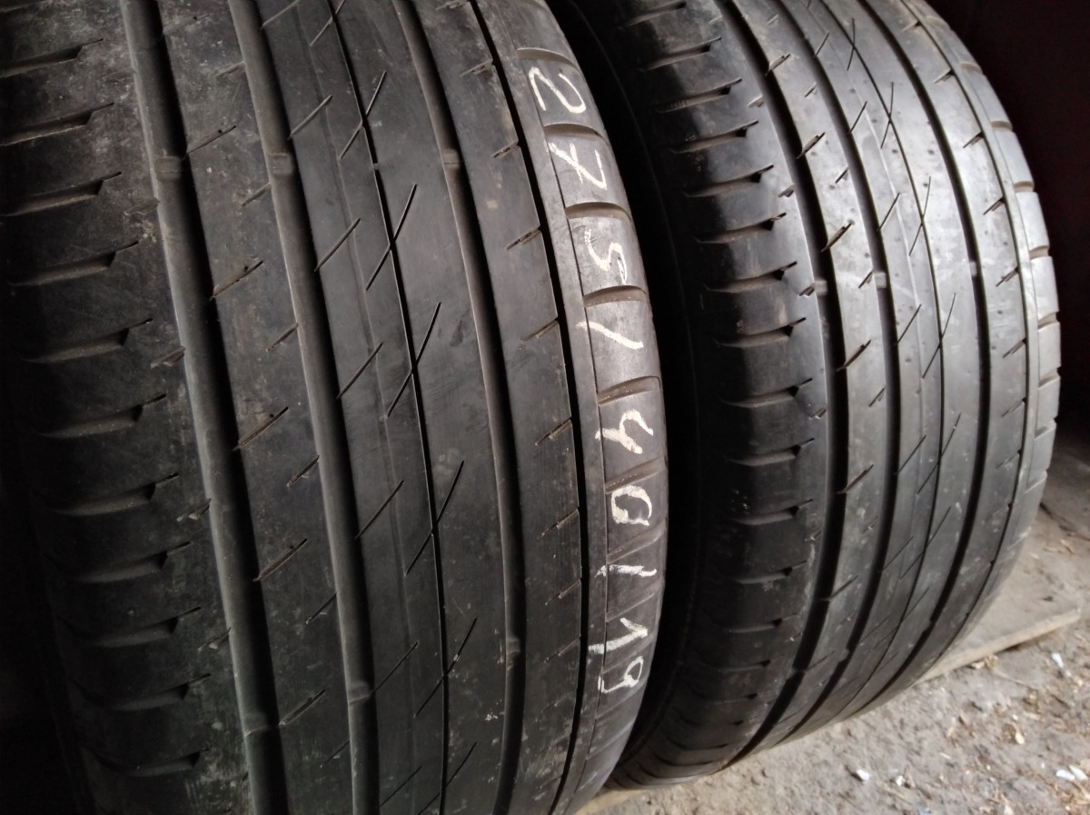 Continental ContiSportContact 3 RFT 275/40R 19