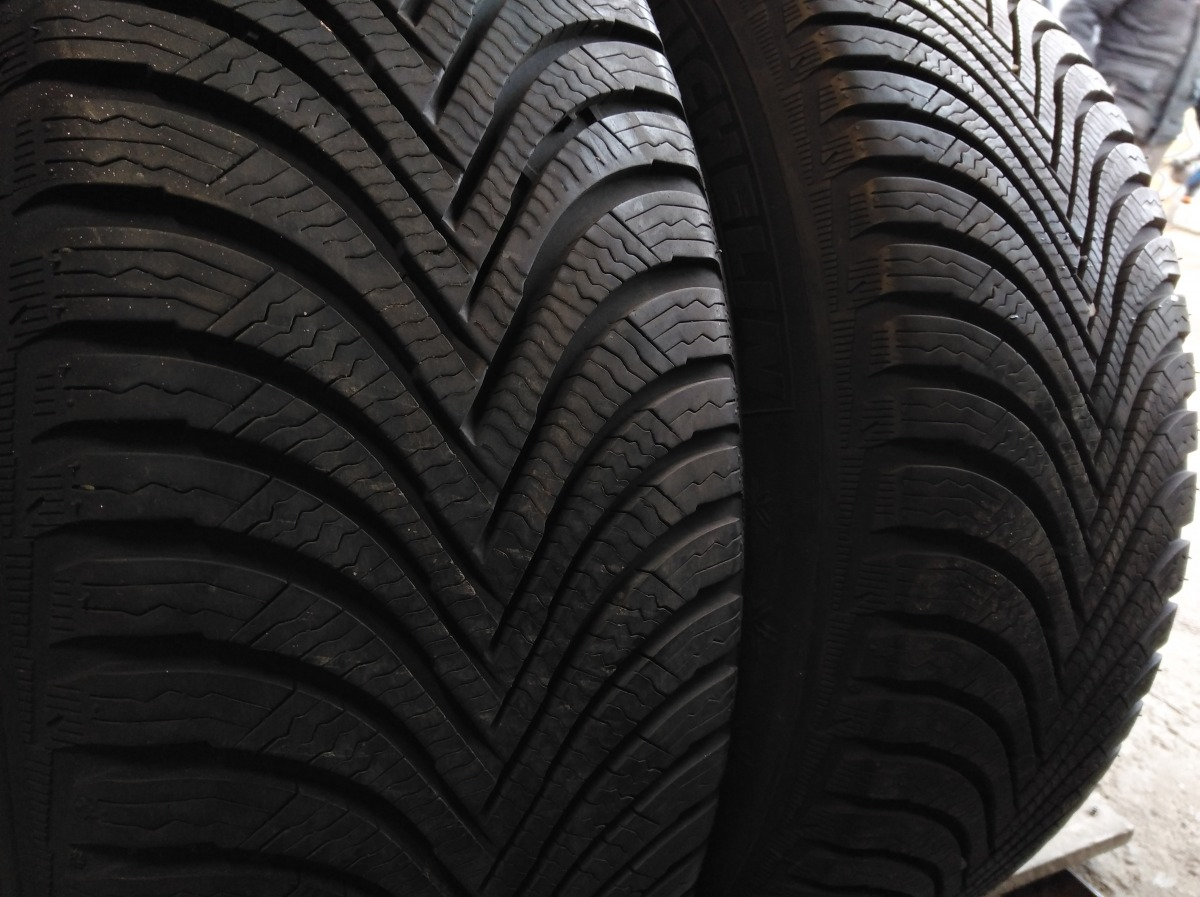 Michelin Alpin A 5 205/55R 17