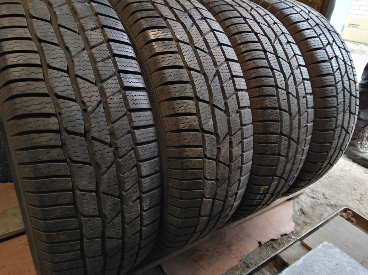 Continental ContiWinterContact TS 830 P 205/60R 16