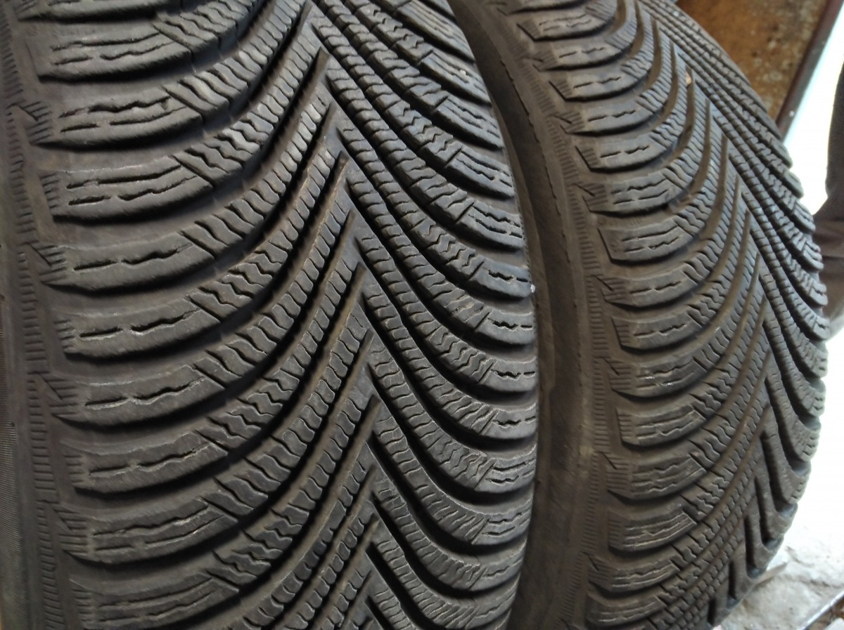 Michelin Alpin 5 225/55R 16