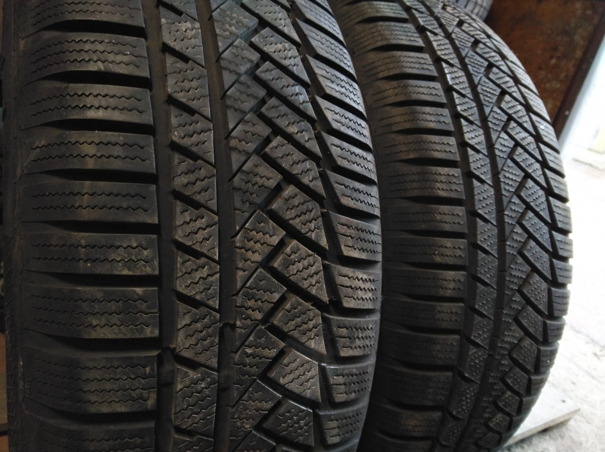 Continental ContiWinterContact TS 850 p 225/60R 16