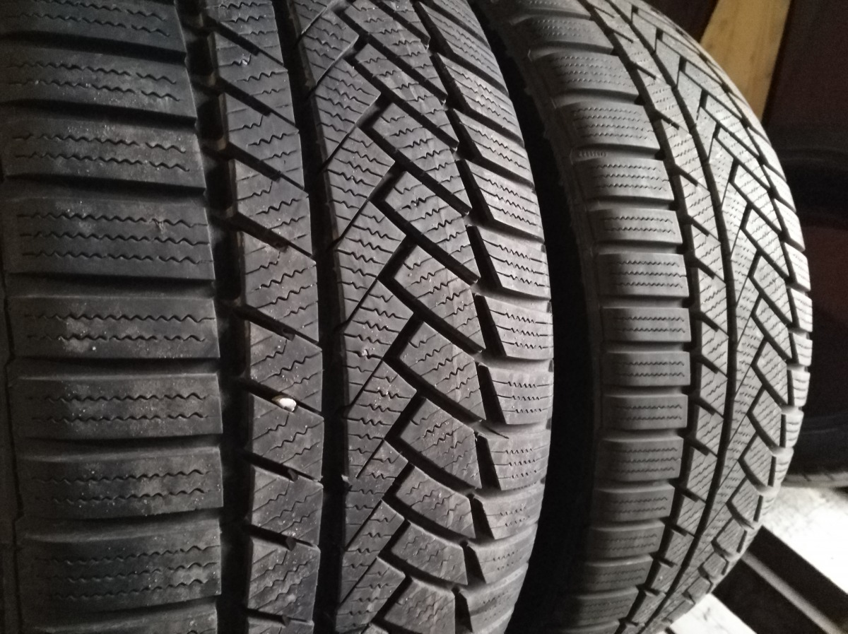 Continental ContiWinterContact TS 850 P 245/40R 18
