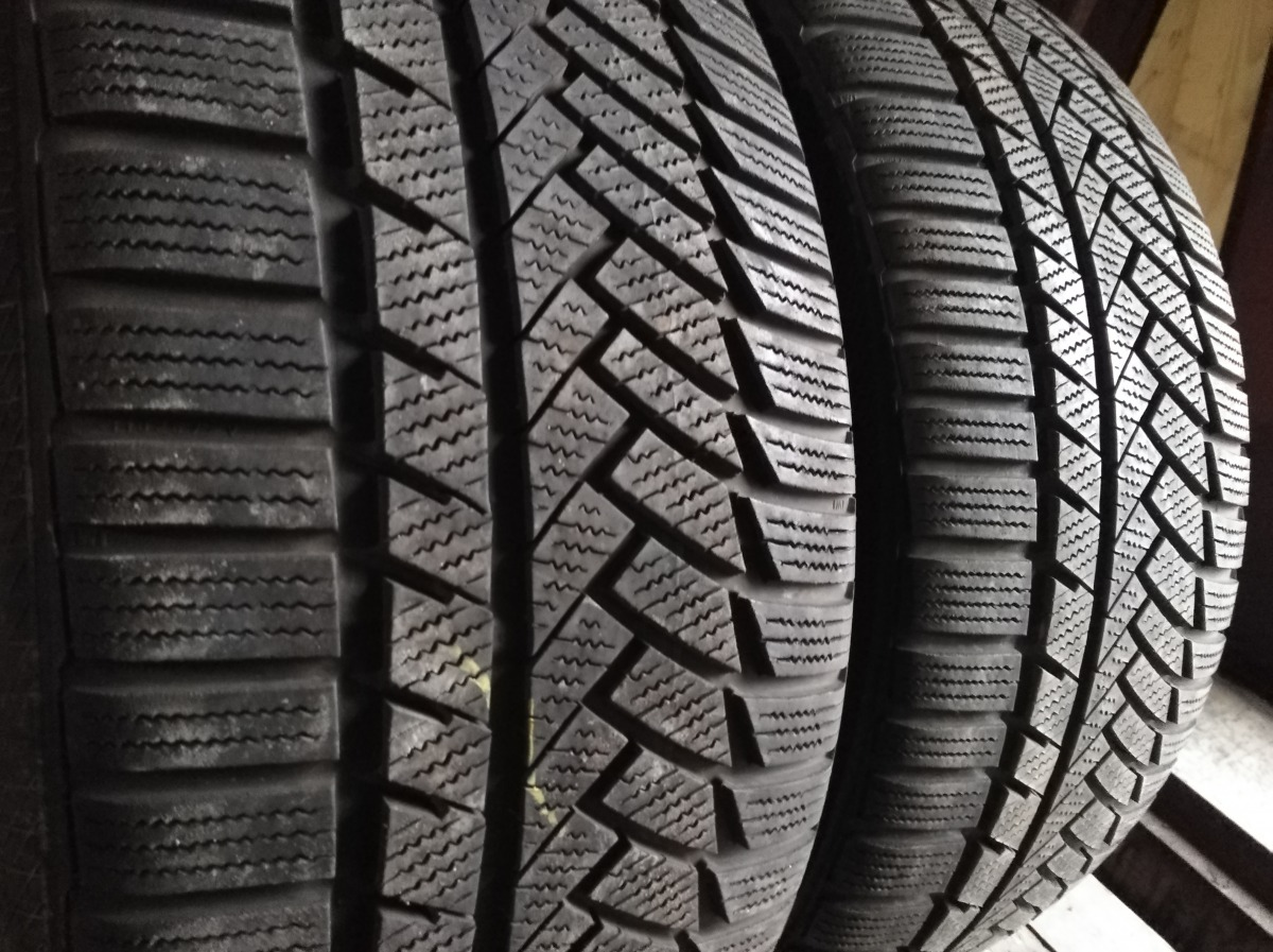 Continental ContiWinterContact TS 850 p 245/40R 19