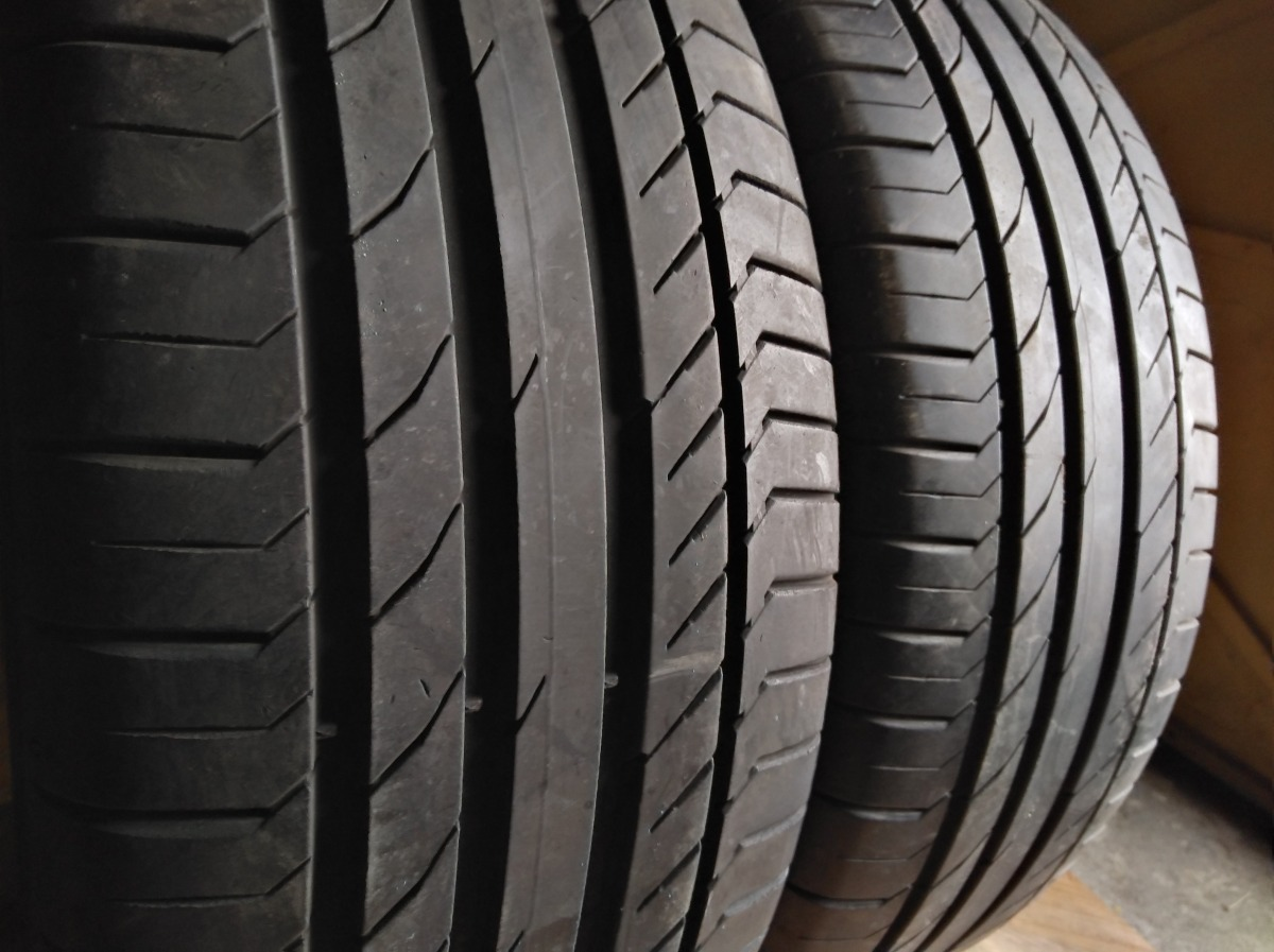 Continental ContiSportContact-5 235/50R 18