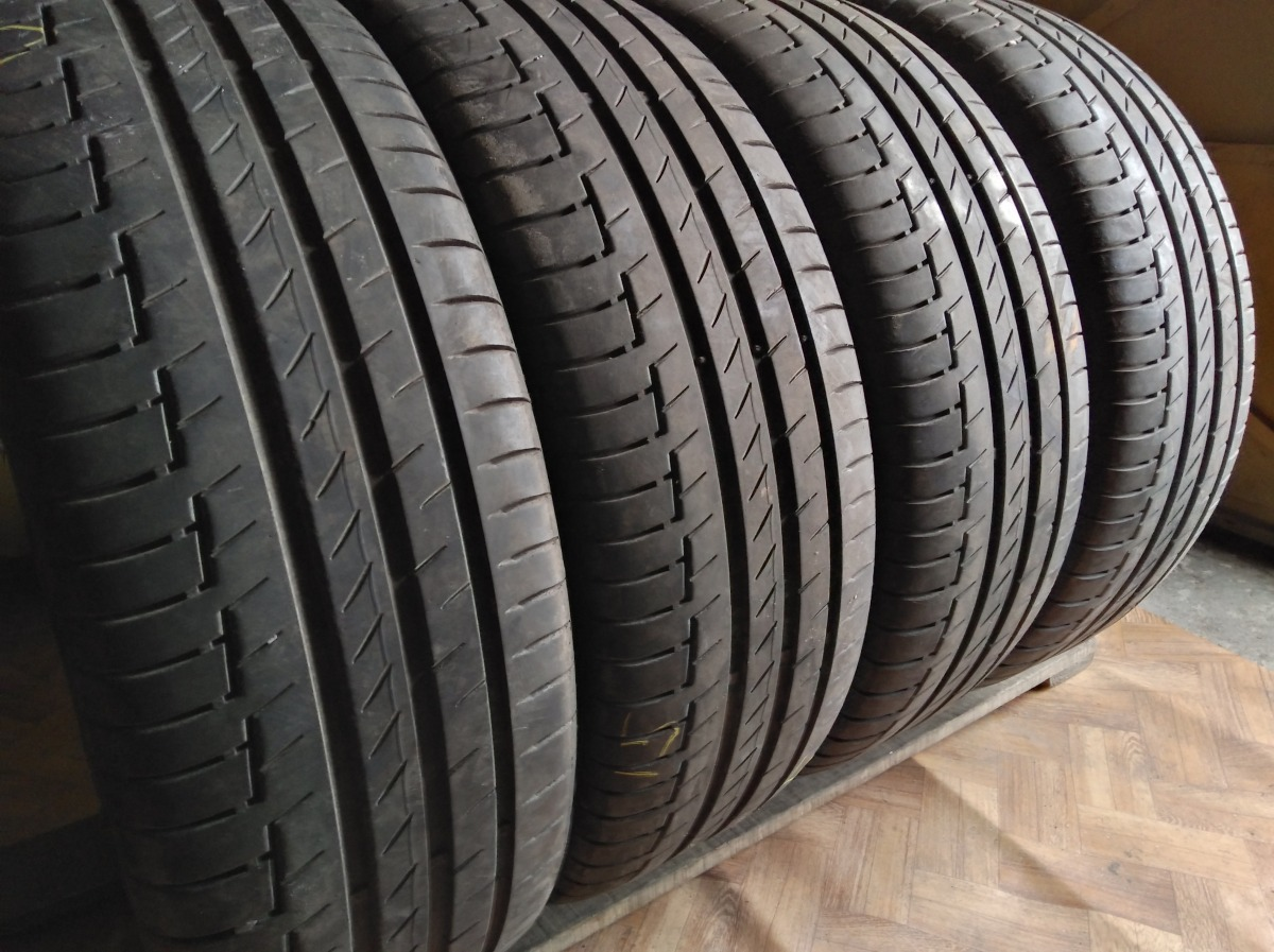 Continental PremiumContact 6 225/55R 19
