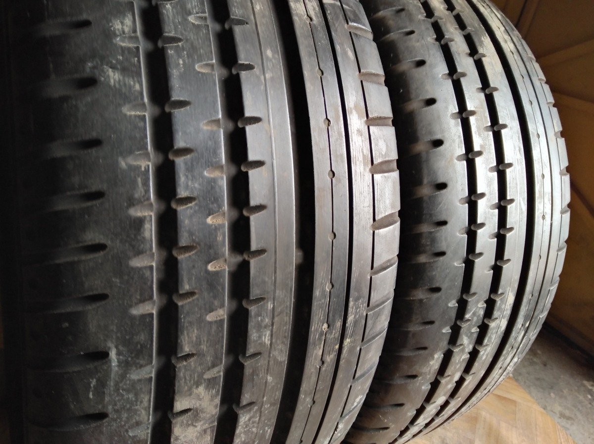 Continental Sport Contact 2 255/40R 19