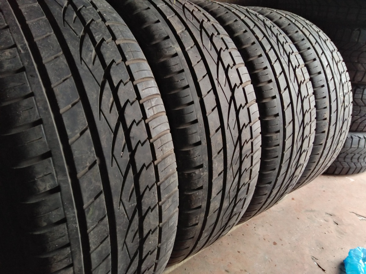 Continental CrossContact UHP 235/60R 16