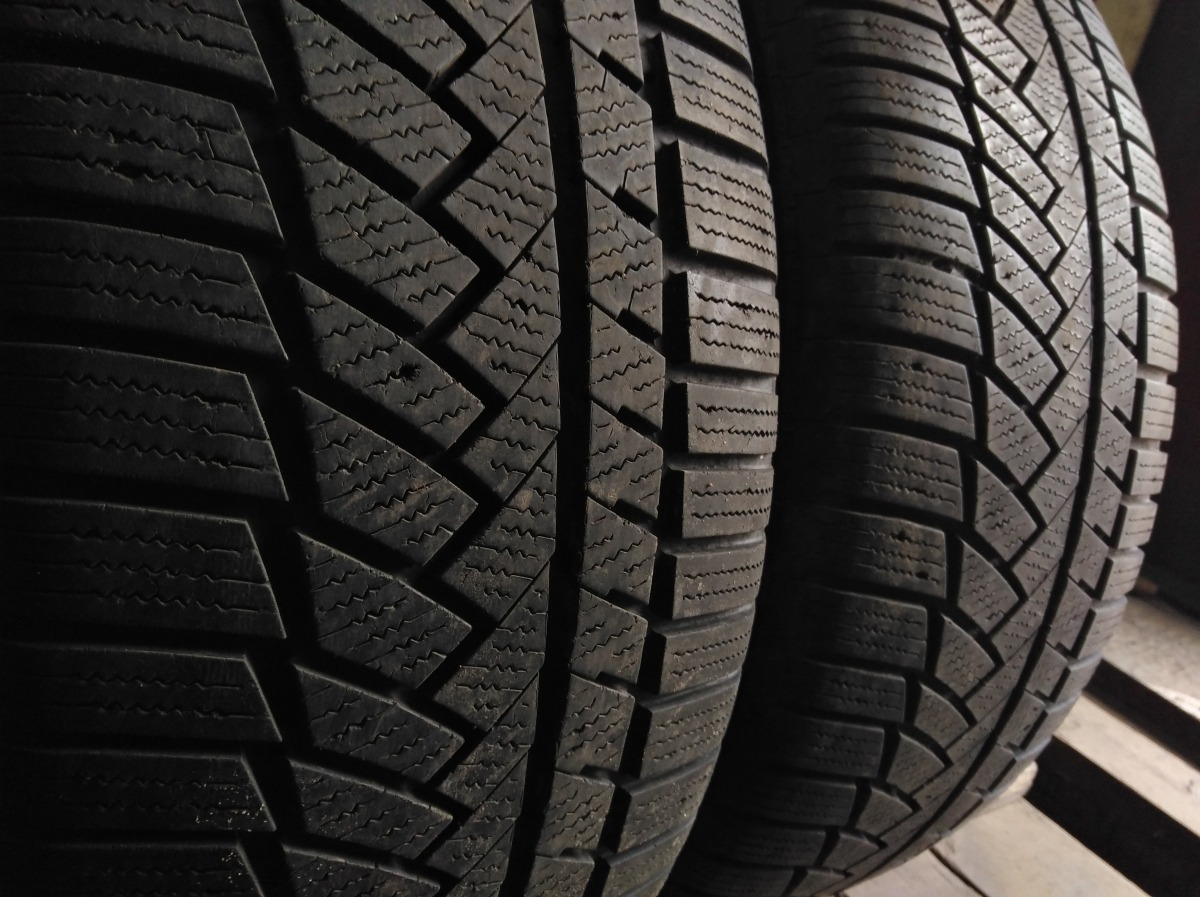 Continental Winter Contact TS 850p 255/55R 19