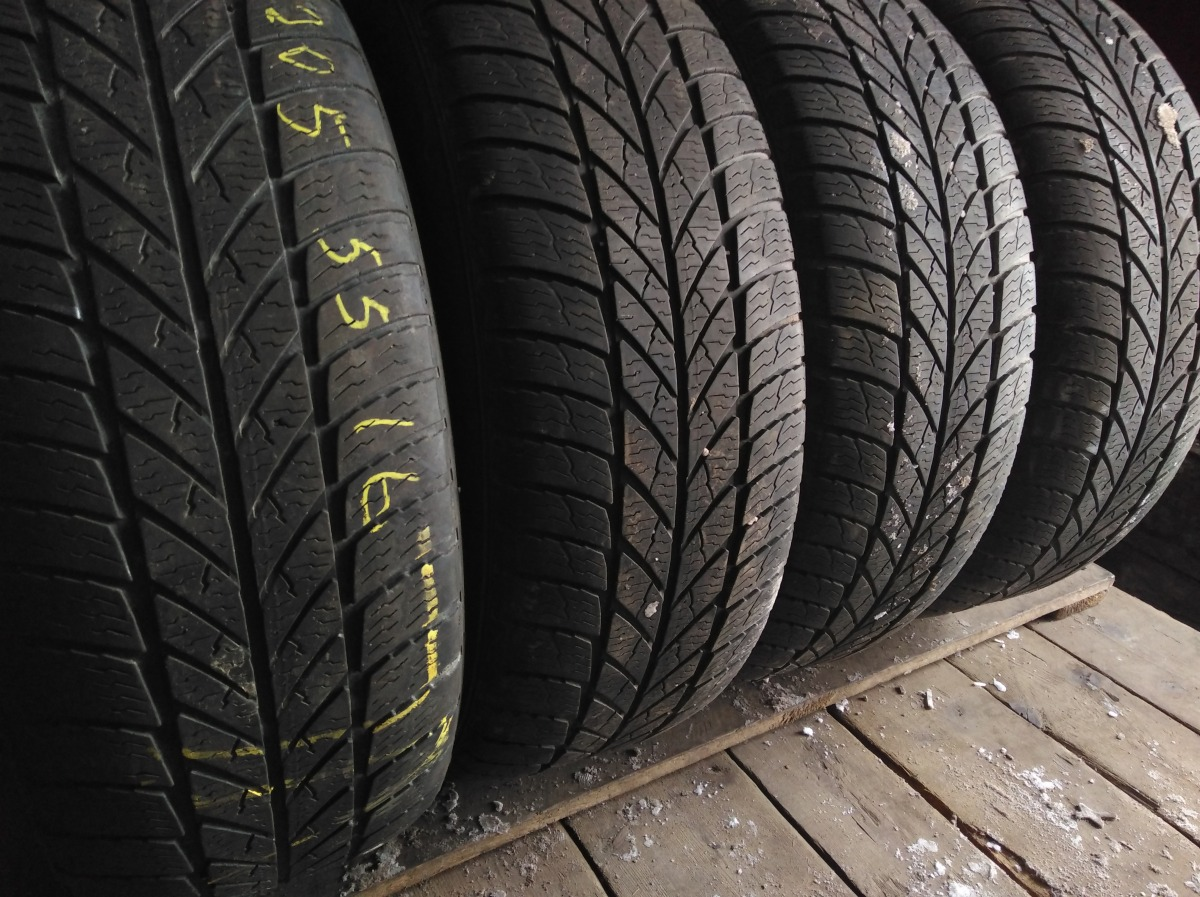 Gislaved Euro Frost 5 205/55R 16