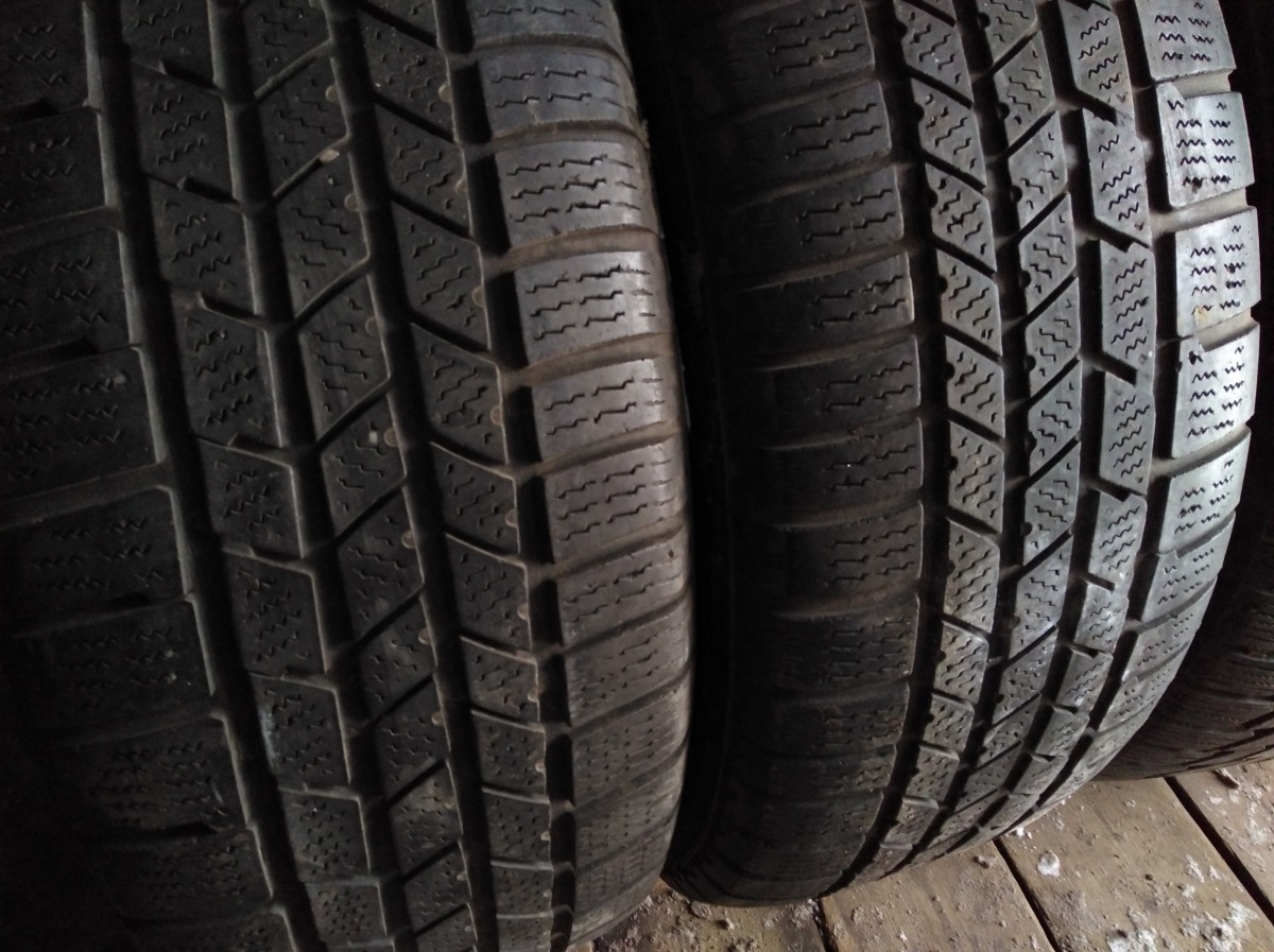Continental СrossContact Winter 225/60R 17